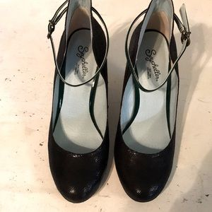Seychelles High Heel Wedge Shoes